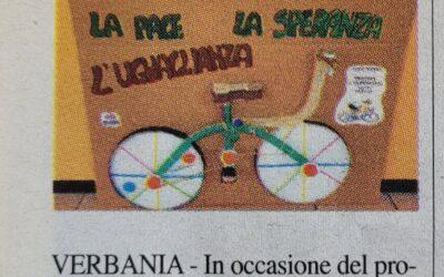 """La classe 4^A della Peron vince il Concorso """"Bici Scuola-Giro d'Italia"""""""