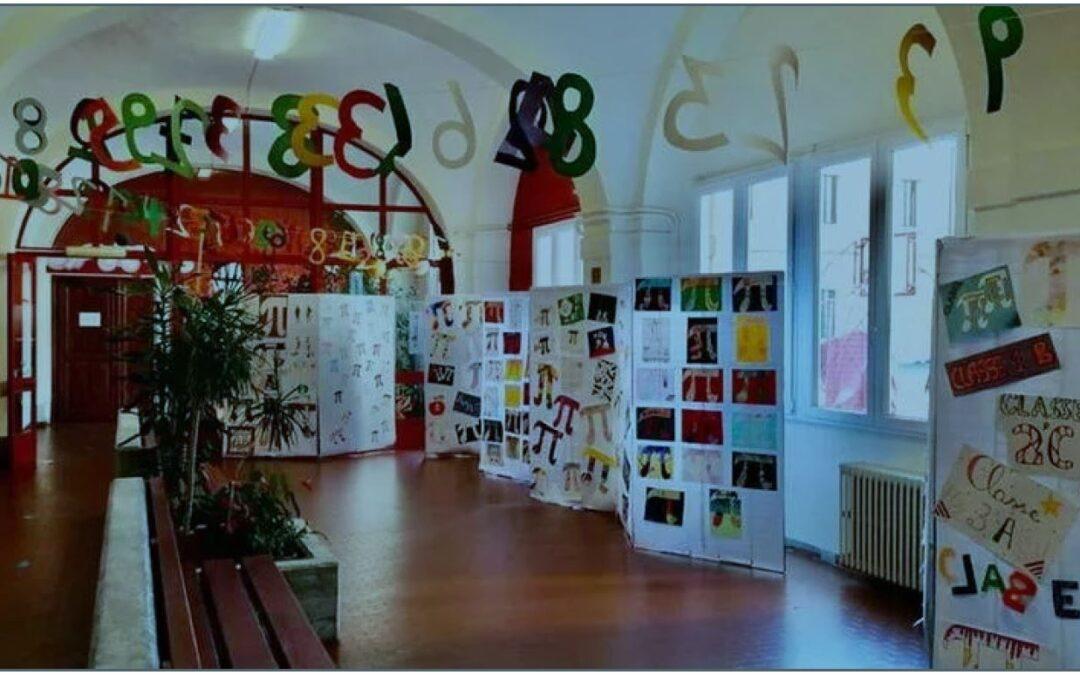 La Scuola Cadorna festeggia il Pi greco Day